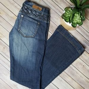 Ann Christine - Boot Cut Jeans Size 31